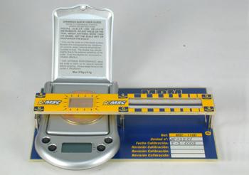 Effet d'aimantation (et couple ?) étalonné MSC-1100-01
